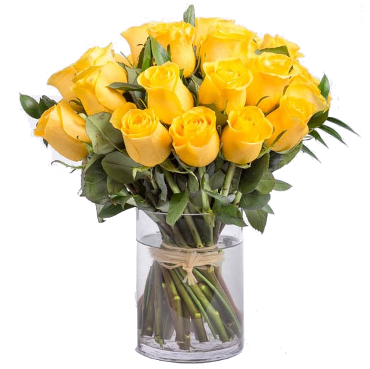 roses-yellow-rose-bouquet-ode-a-la-rose-550×550-25869